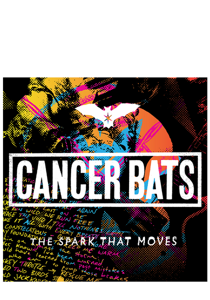 Cancer Bats - The Spark That Moves (CD)