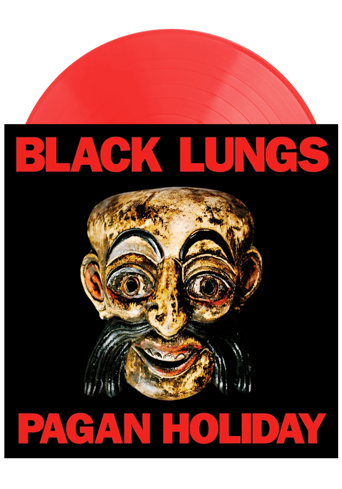 Black Lungs - Pagan Holiday (LP)