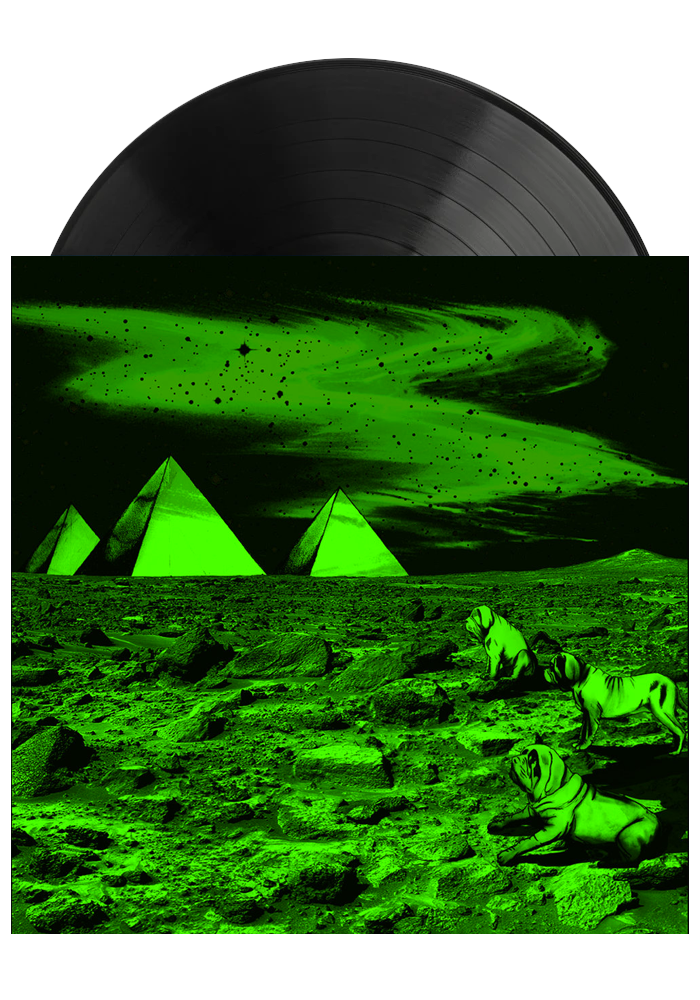 Black Mastiff - Pyramids (LP)