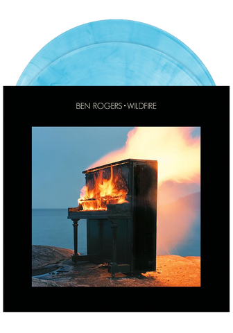 Ben Rogers - Wildfire (Blue 2LP)