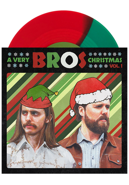 "BROS - A Very BROS Christmas Vol. 1 (7"")"