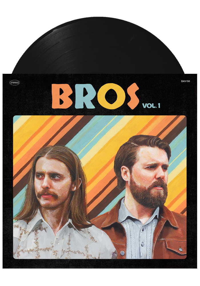 BROS - Vol. 1 (LP)