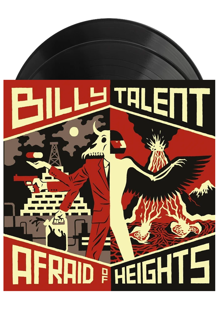 Billy Talent - Afraid Of Heights (2LP)