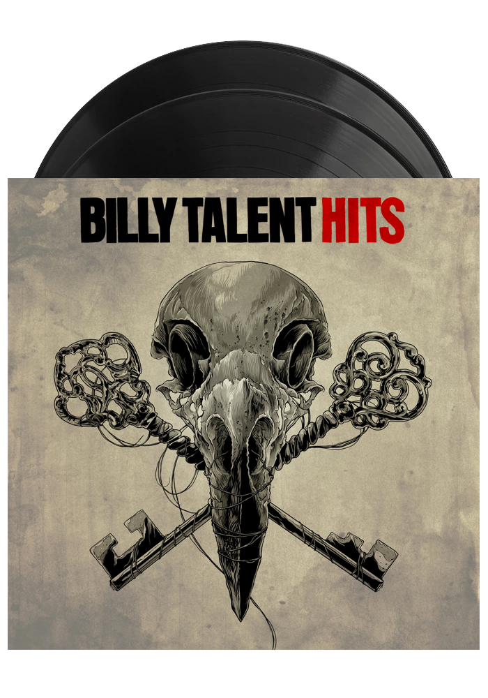 Billy Talent - Hits (2LP)