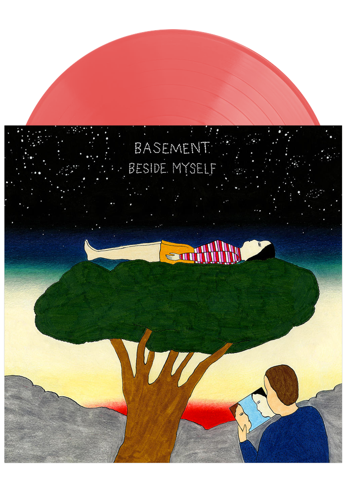 Basement - Beside Myself (Red LP)