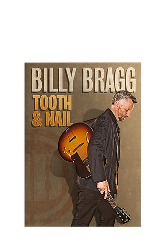 Billy Bragg - Tooth & Nail (CD+DVD)