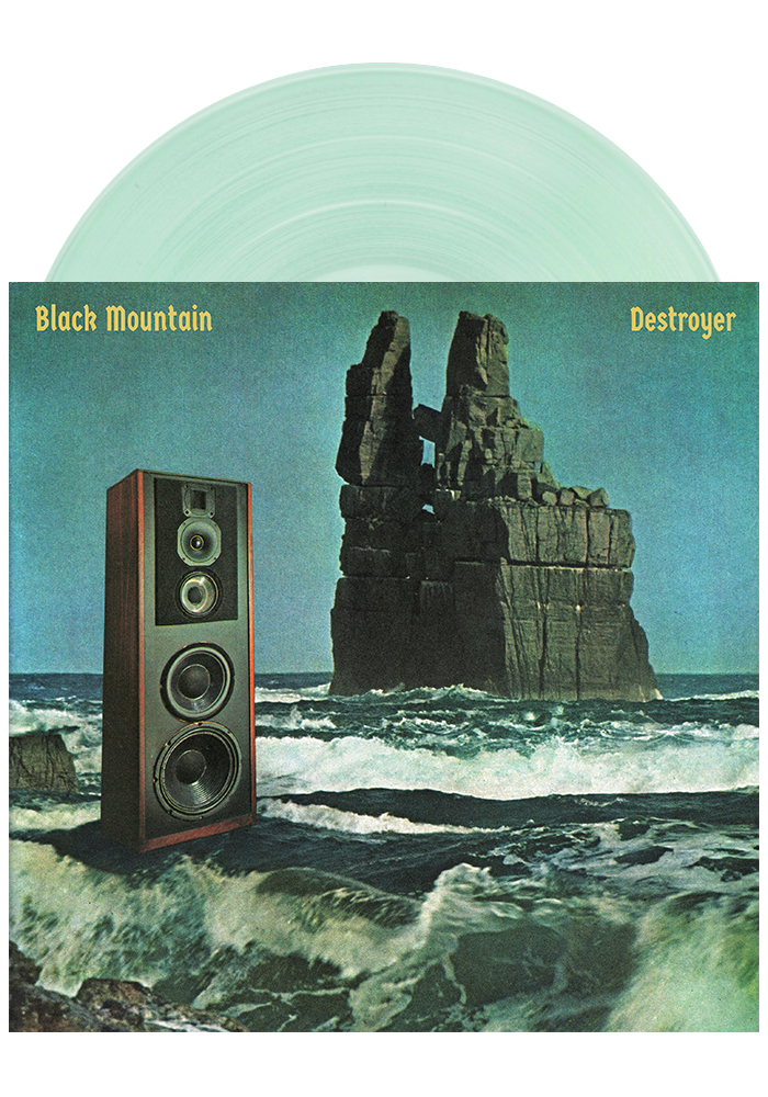 Black Mountain - Destroyer (Coke Bottle LP)