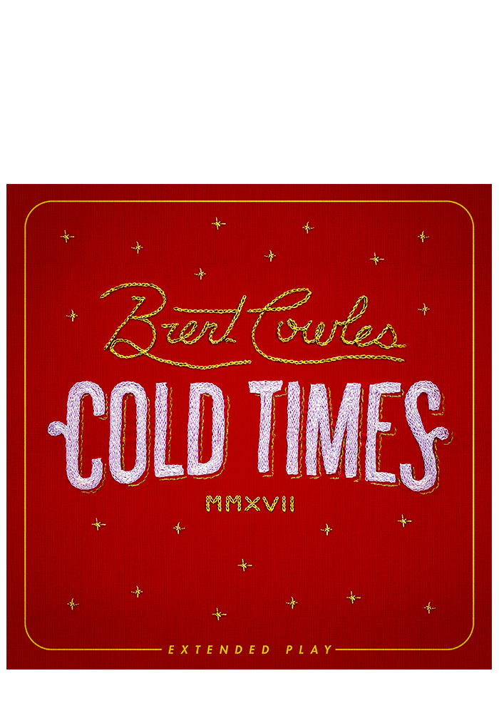 Cold Times (CD)-Brent Cowles-Dine Alone Records