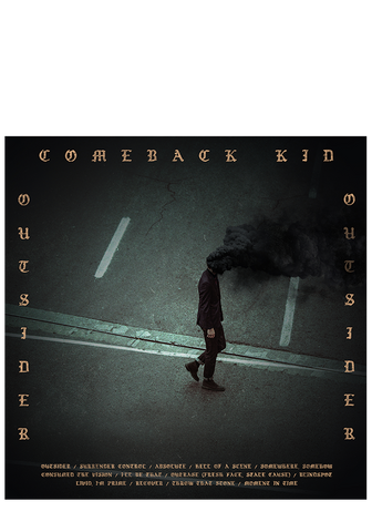 Comeback Kid - Outsider (CD)