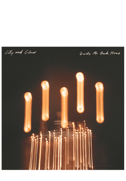 City and Colour - Guide Me Back Home (2CD)