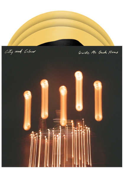 City and Colour - Guide Me Back Home (Colour in Colour 3LP)
