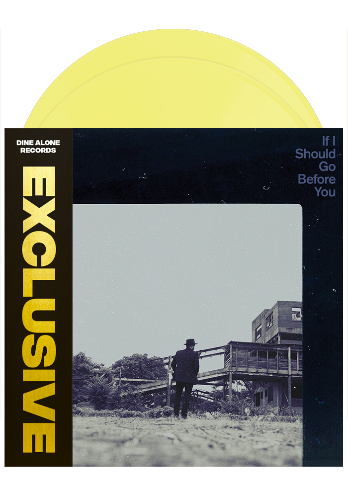 City and Colour - If I Should Go Before You (Yellow 2LP)