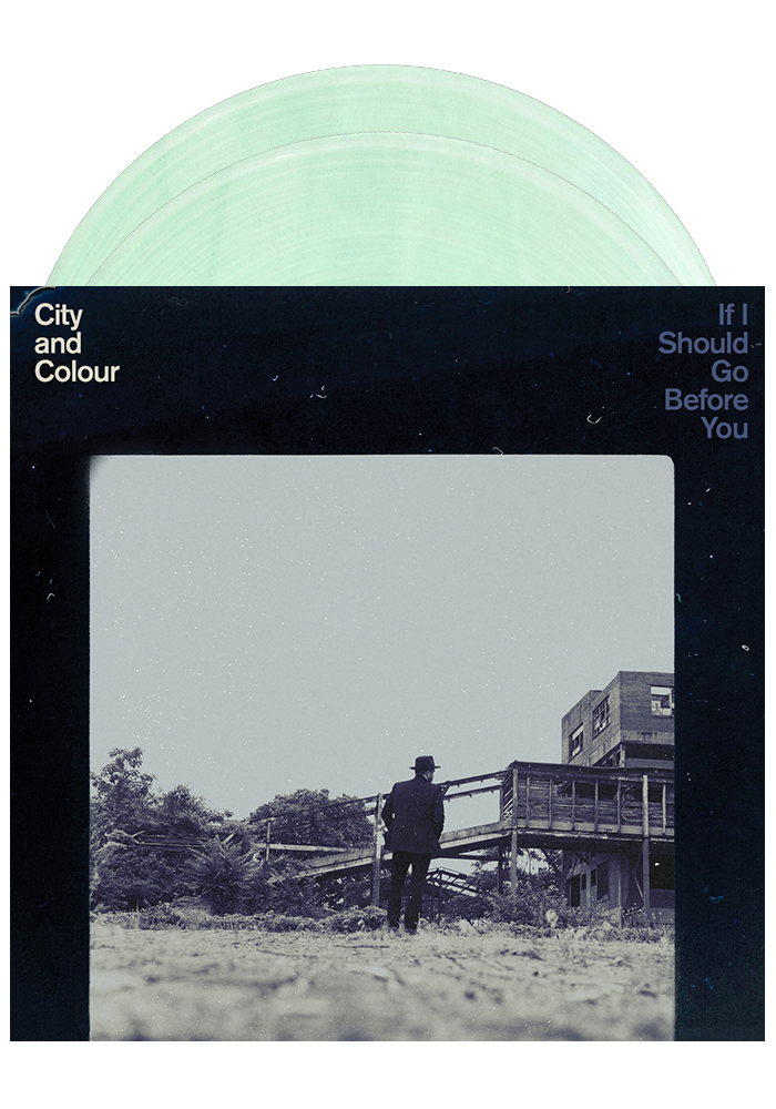 City and Colour - If I Should Go Before You (Coke Bottle 2LP)