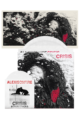 "Crisis (Anniversary Edition 2LP+7"") Bundle"