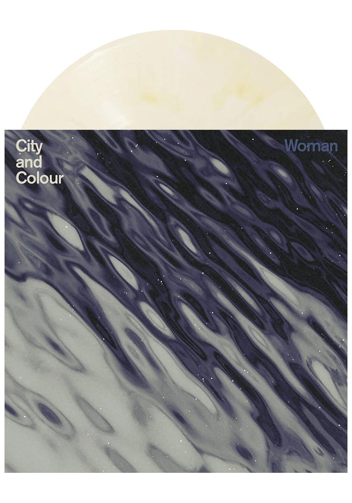Woman (Bone LP)-City and Colour-Dine Alone Records