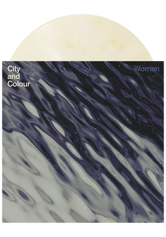 City and Colour - Woman (Bone LP)