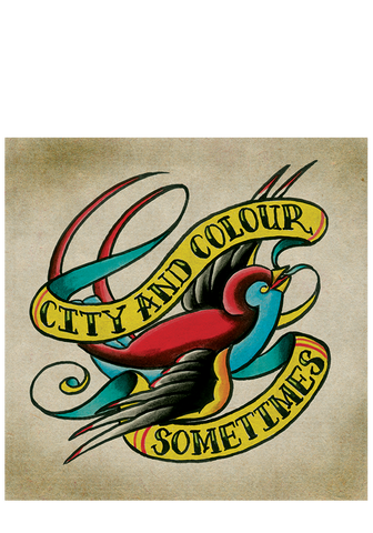 City and Colour - Sometimes (CD)