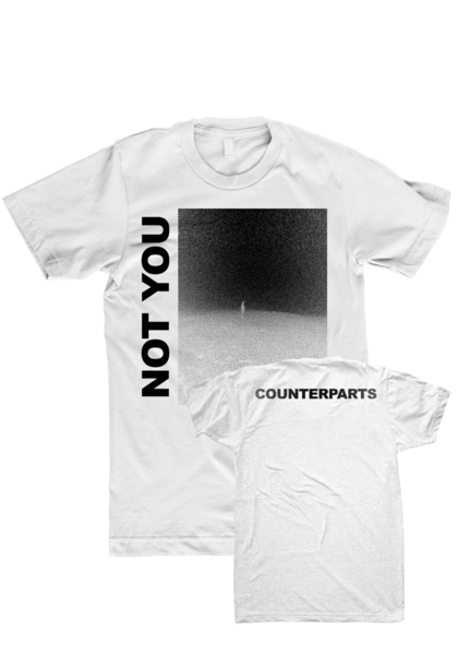 Counterparts - You're Not You Anymore T-Shirt