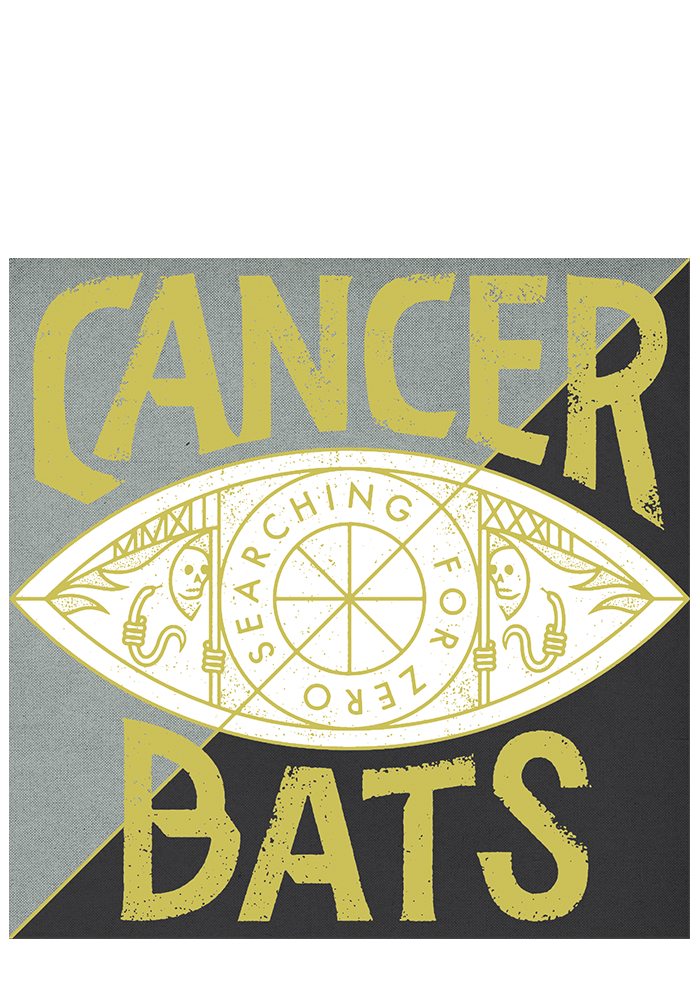 CANCER BATS - Searching For Zero (CD) - New Damage Records