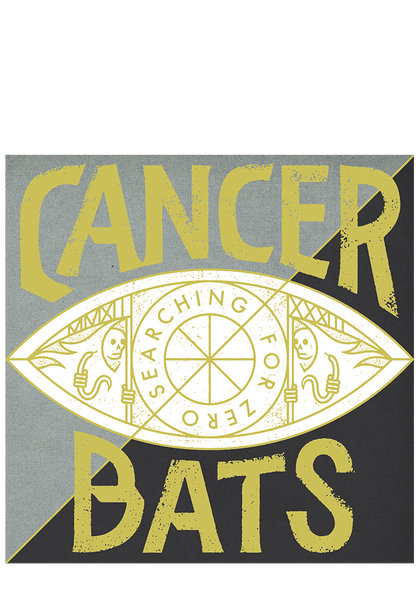 Cancer Bats - Searching For Zero (CD)