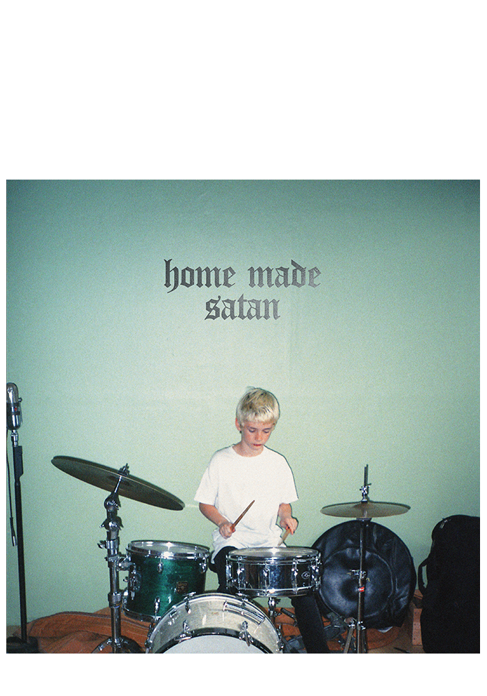 Chastity - Home Made Satan (CD + Shirt + Zine Bundle)