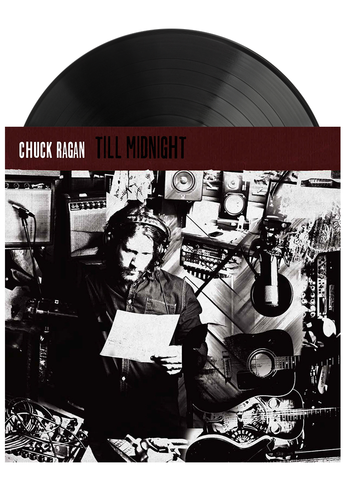 Chuck Ragan - Til Midnight (LP)
