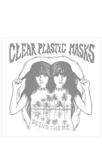 Clear Plastic Masks - Being There (CD)