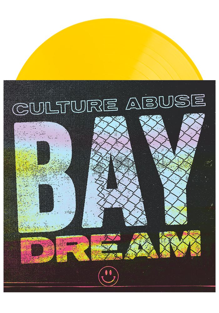 Culture Abuse - Bay Dream (Yellow LP)