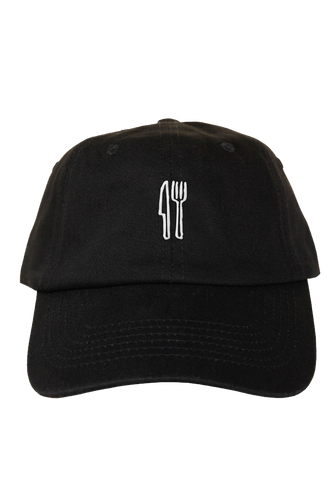 Dine Alone - Logo Dad Hat