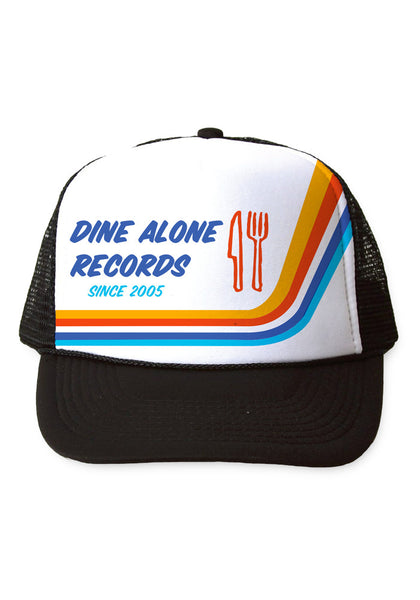 Dine Alone - Mesh Back Trucker Hat