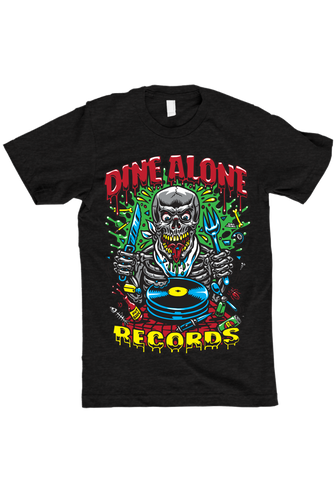 Dine Alone - Jimbo T-Shirt (Black)