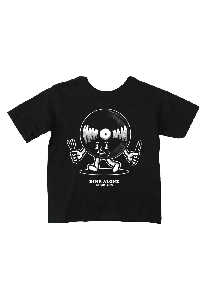 Dine Alone - Record Man Youth T-Shirt