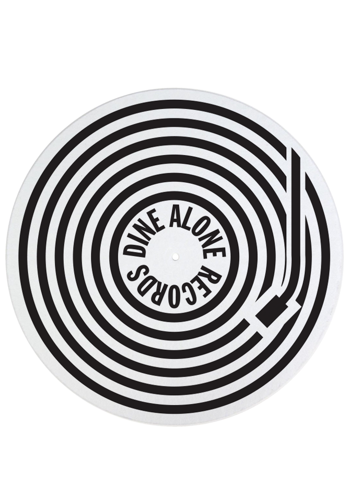 Dine Alone - Turntable Slipmat