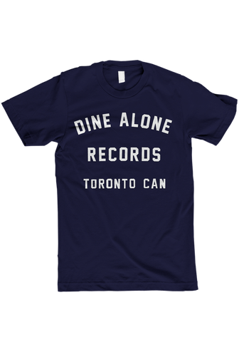 Dine Alone - Toronto T-Shirt (Navy)