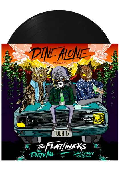 Dine Alone Presents - 2017 Tour Vinyl (LP)