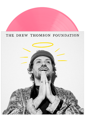 The Drew Thomson Foundation - The Drew Thomson Foundation (Hot Pink LP)