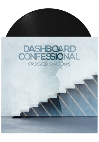 Dashboard Confessional - Crooked Shadows (LP)