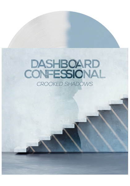 Dashboard Confessional - Crooked Shadows (Colour LP)
