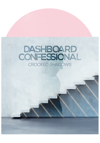 Dashboard Confessional - Crooked Shadows (Pink LP)