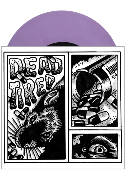 "Dead Tired - Vol. One (Purple 7"")"