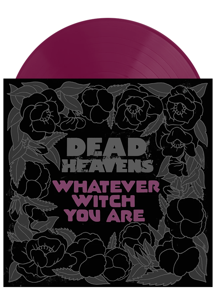 Dead Heavens - Whatever Witch You Are (Translucent Purple LP)