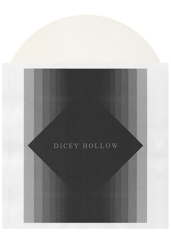 Dicey Hollow - Dicey Hollow (White LP)