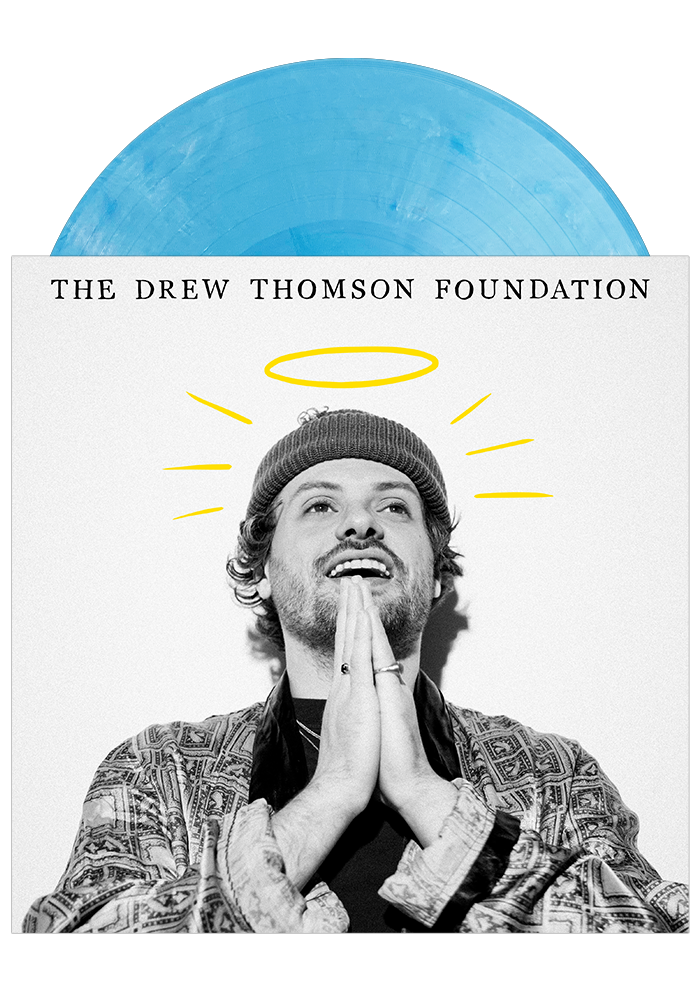 The Drew Thomson Foundation - The Drew Thomson Foundation (Baby Blue LP)