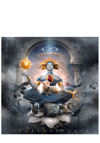 DEVIN TOWNSEND PROJECT - Transcendence (CD) - New Damage Records