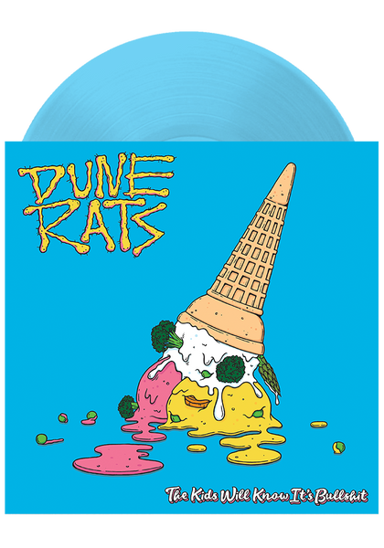 Dune Rats - The Kids Will Know It's Bullshit (LP)