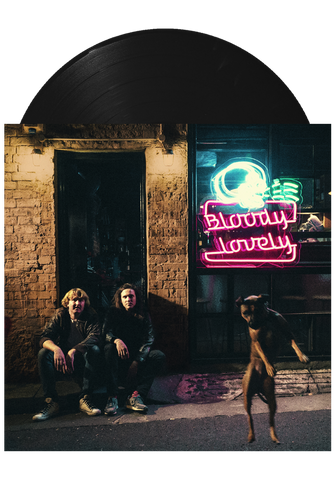DZ Deathrays - Bloody Lovely (LP)