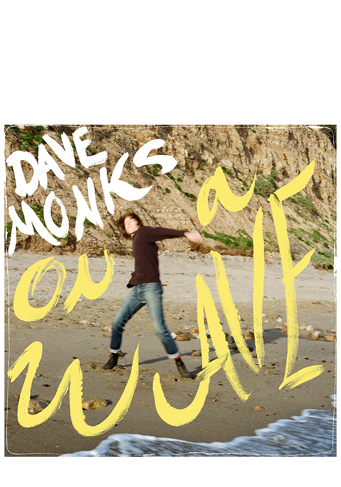 On A Wave (CD)-Dave Monks-Dine Alone Records