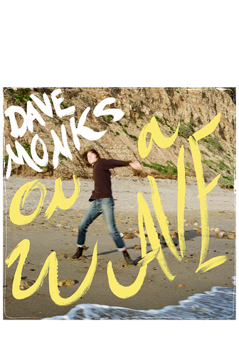 Dave Monks - On A Wave (CD)