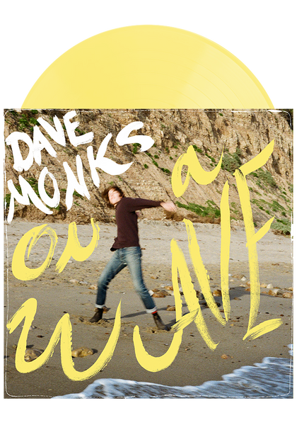 Dave Monks - On A Wave (Vinyl Bundle)