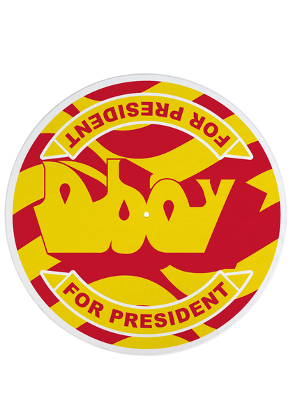 Dboy - Dboy For President Slipmat